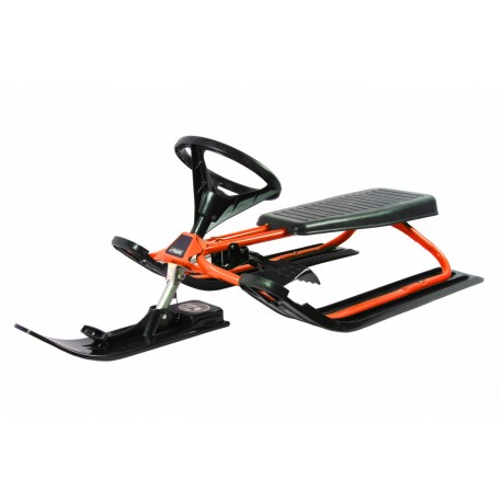 Stiga Snowracer Classic PRO Orange - Класическа шейна с кормило