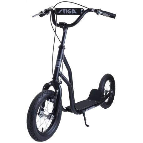 Stiga Air Scooter - Тротинетка с помпащи гуми